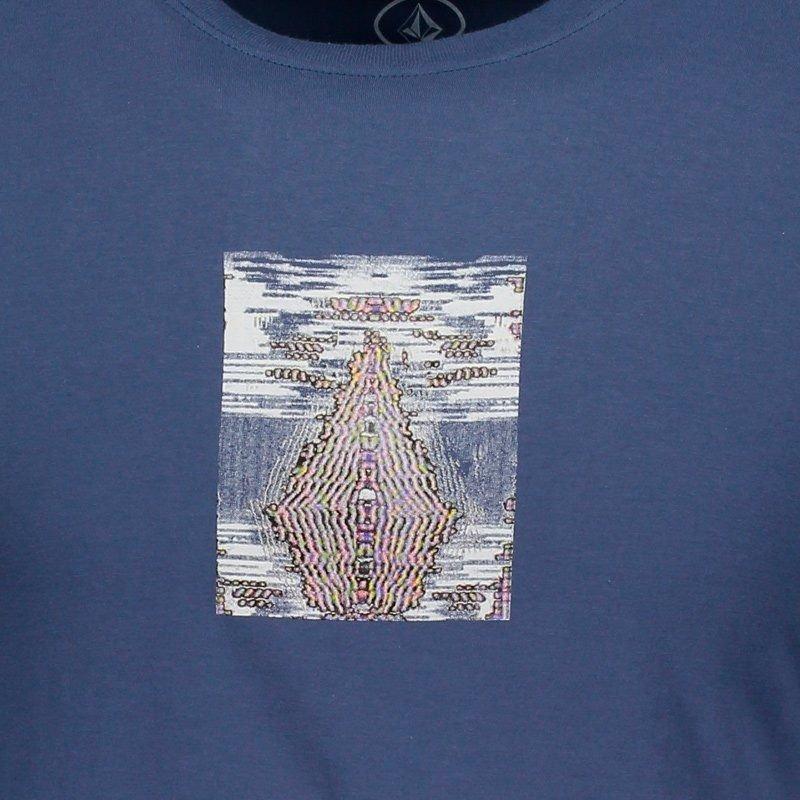 camiseta volcom digi pool azul. Carregando zoom. d37ec6dcaa2