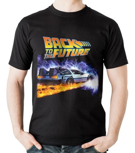 camiseta volver al futuro pelicula rock activity