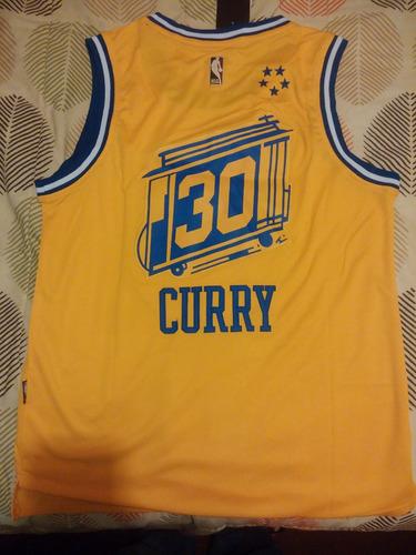 on sale ec23f b6523 Camiseta Warriors Hardwood Classic 2016 Curry #30 Talla S