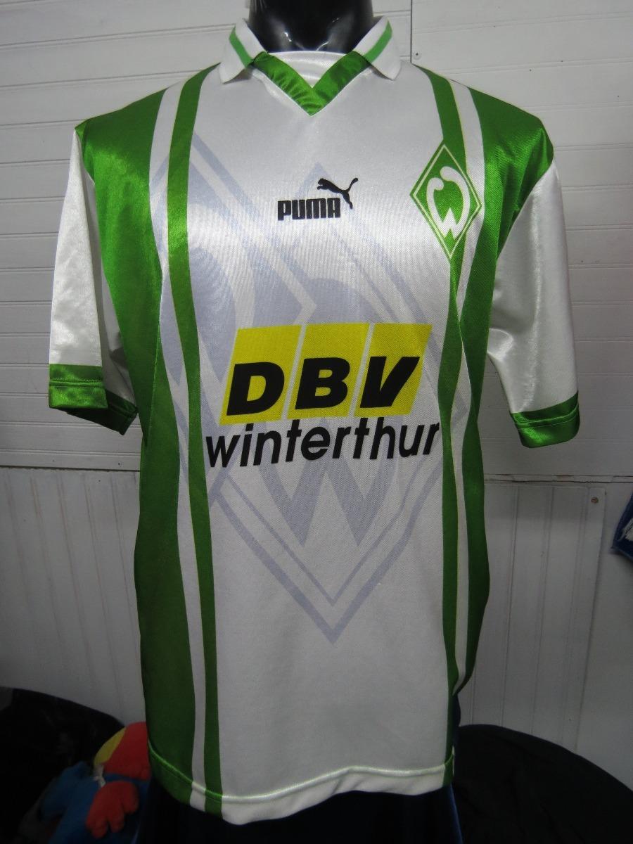Camiseta Werder Bremen De Alemania Año 1996 Talla L -   26.500 en ... b5182607eedef