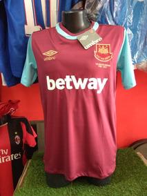 ccf6f11b35803 Camiseta West Ham United en Mercado Libre Colombia