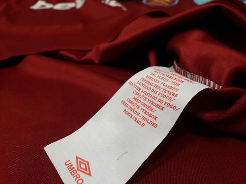 camiseta west ham inglaterra titular 2017/18 umbro envios