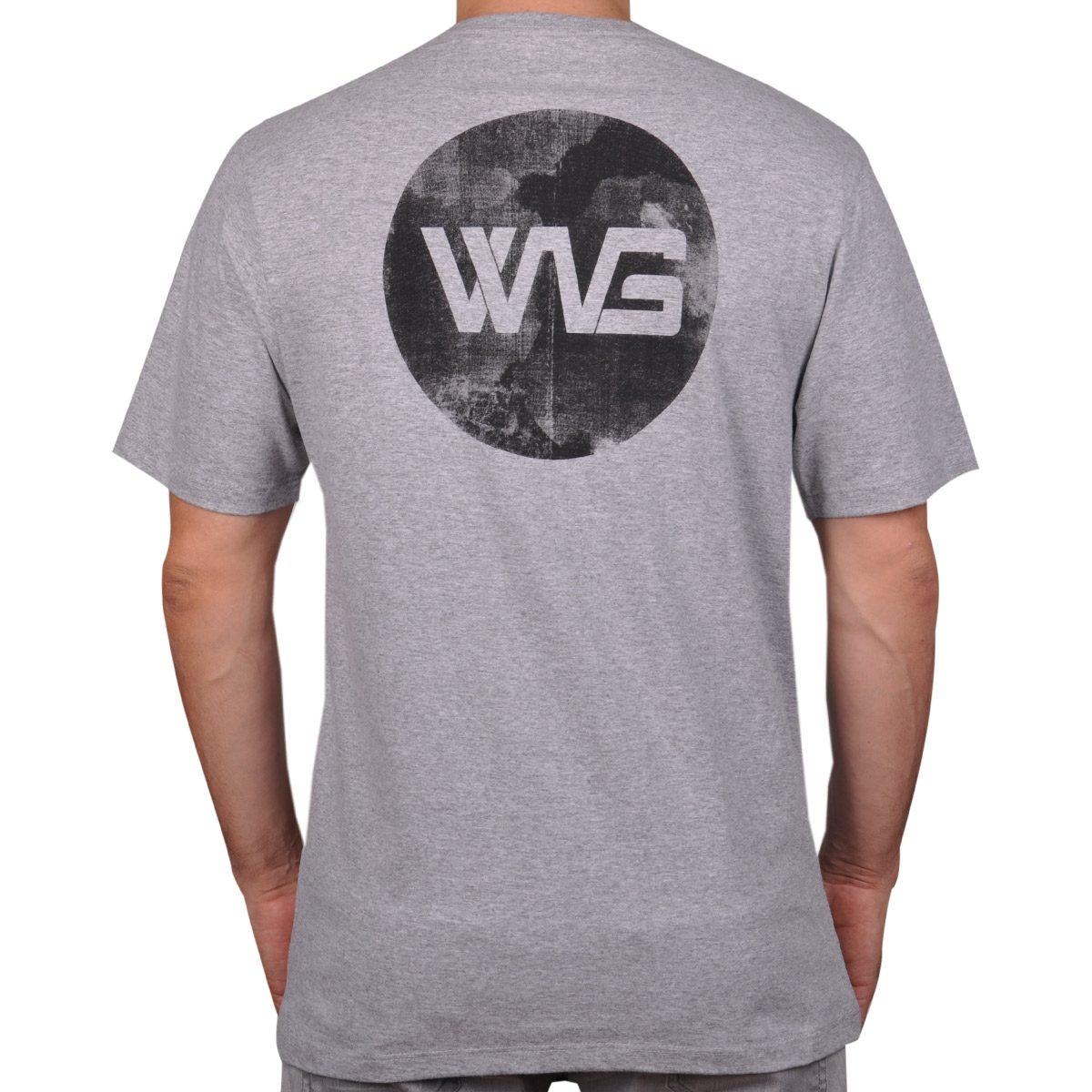 bac910e18f2a2 ... Camiseta Wg Heaven Logo - Cut Wave - R 19,90 em Mercado Livre  1349e3304eb243 ...