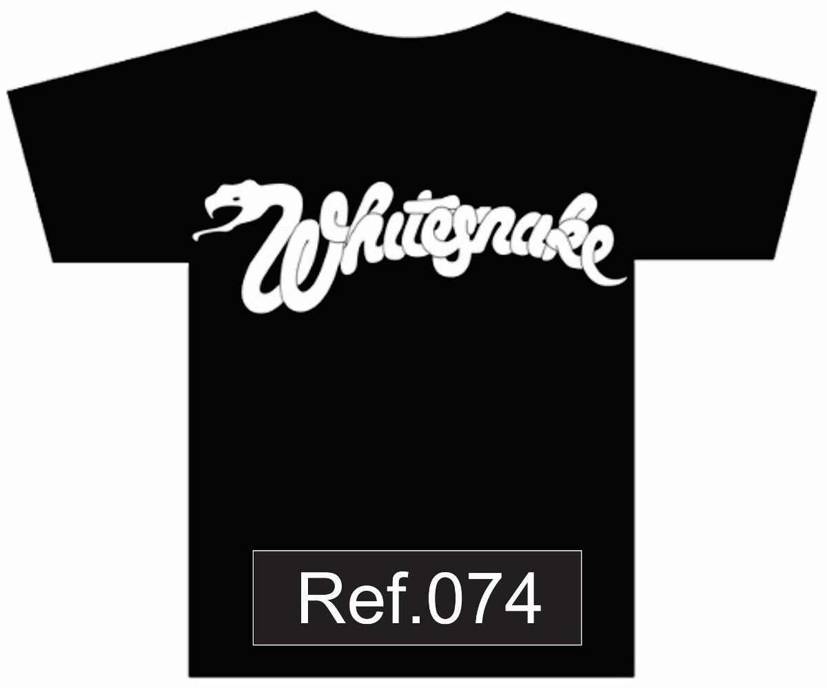 bfc223f47 camiseta whitesnake scorpions camisas de bandas rock. Carregando zoom.