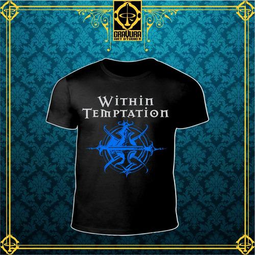 camiseta within temptation