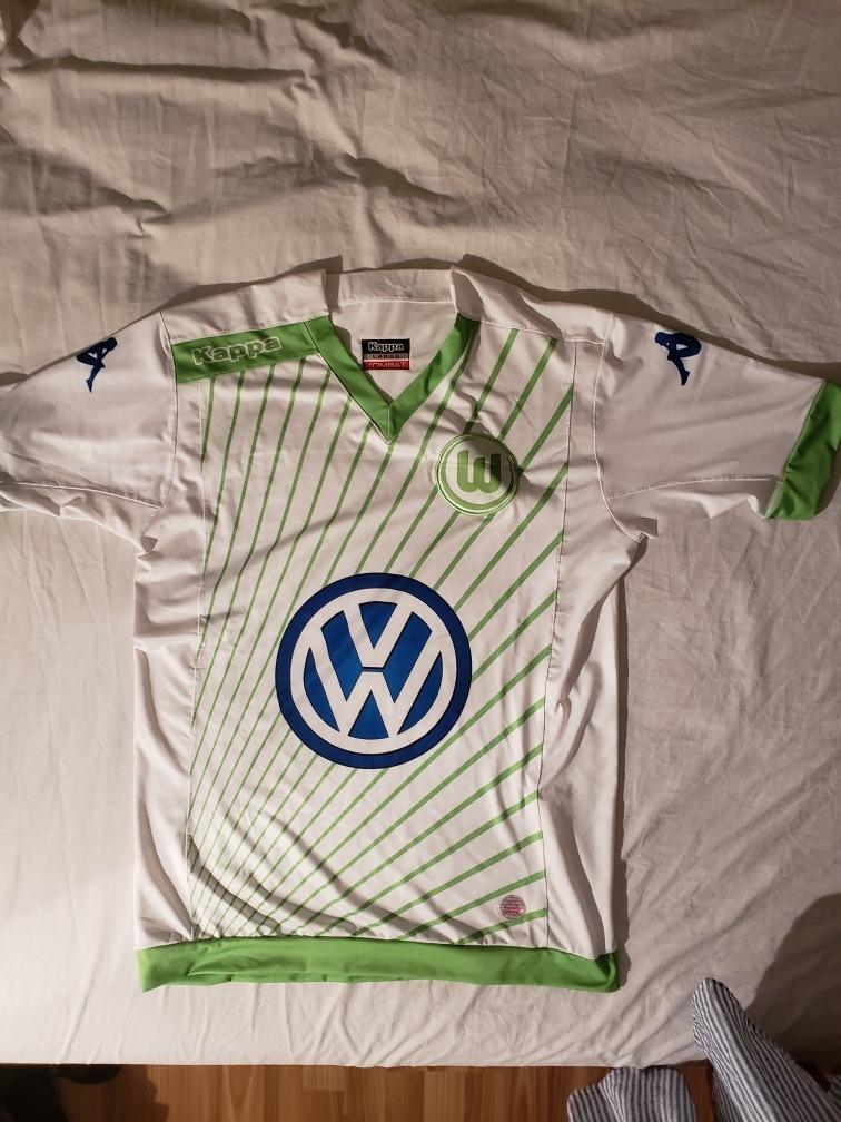 571cfb374d Camiseta Wolfsburgo 2015. Original -   750