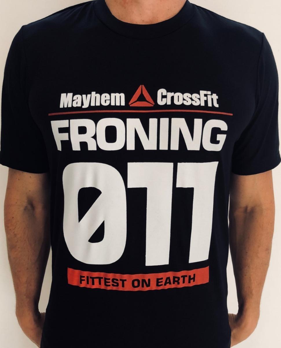 0d0551c5d8e2d Camiseta Workout - Linha Froning Crossfit Games - 3 Unidades - R ...