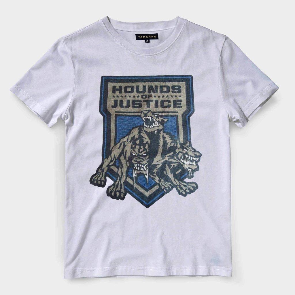 78aa6c3dd camiseta wwe hound of justice roman reigns blusa camisa- pro. Carregando  zoom.