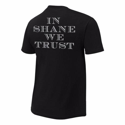 camiseta wwe original shane mcmahon the money envío gratis