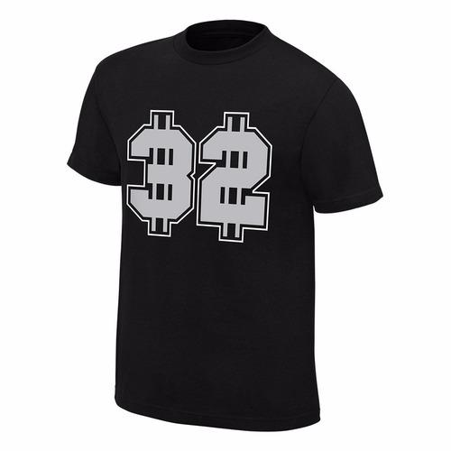 camiseta wwe original talla xxl the money envío gratis