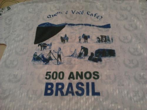 camiseta x-9 paulistana carnaval de sp 2000 tamanho g