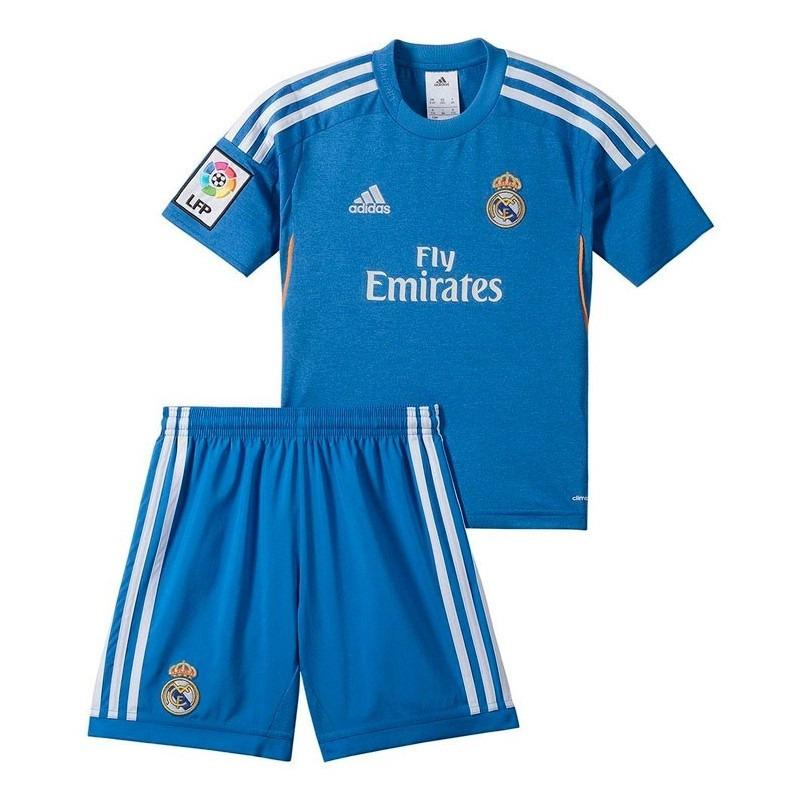 camiseta y short del real madrid niños kit futbol chicos! Cargando zoom. 1715ba67470ad