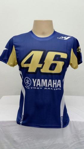 camiseta yamaha sublimada ref 04