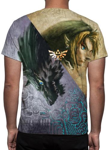camiseta zelda twilight princess