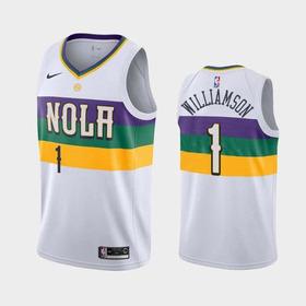 Camiseta Zion Williamson Nba New Orleans L. Inconseguible