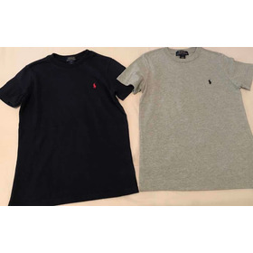 Camisetas - Polo Ralph Lauren - 7 Anos Valor Unitário