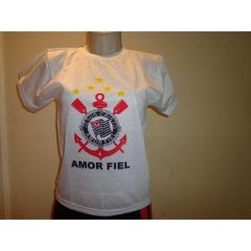 Camisetas / Evangelicas / Gospel / Time Corinthians