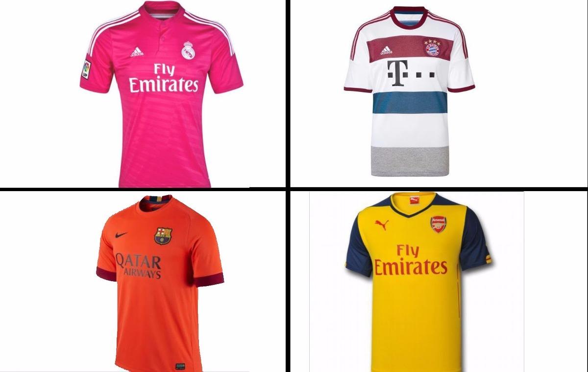 4c7f5cb8e33c1 camisetas equipos europeos 2014 - 2015 real barce chelsea. Cargando zoom... camisetas  2015 chelsea. Cargando zoom.