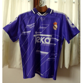 68a5a5bdbdf47 Camiseta Real Madrid Teka - Camisetas de Clubes Extranjeros Adultos ...