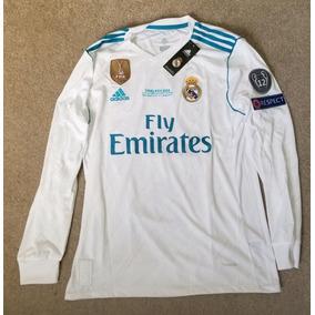 55c288036345a Camiseta Real Madrid 2017 Champions - Fútbol en Mercado Libre Argentina