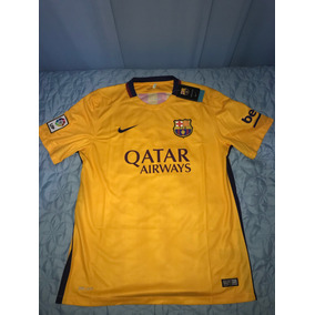 c142f23322daf Camiseta Barcelona 2015 - Camisetas de Clubes Extranjeros Adultos ...