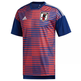 ba459fe6faa3d Camiseta Fútbol adidas Home Pre-match Japón Hombre On Sports