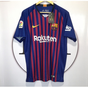 100ab042350f6 Camiseta Original Barcelona 2018 - Camisetas de Clubes Extranjeros ...