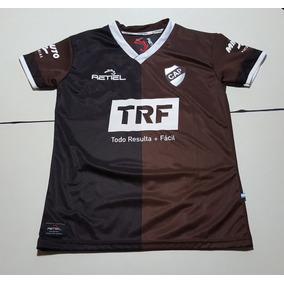 cee2cbc52497a Camiseta De Platense Marron Kappa - Camisetas en Mercado Libre Argentina