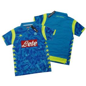 8c677a2ac384f Camiseta Napoli Camuflada Futbol Camisetas Italia Adultos - Fútbol en Mercado  Libre Argentina