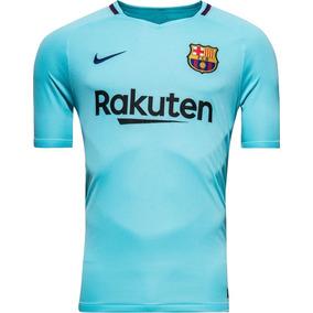 ac2e23b581512 Camiseta Del Barcelona Celeste - Camisetas en Mercado Libre Argentina