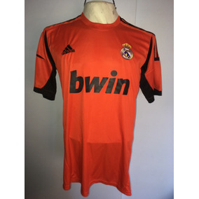 ebd2a242d1c03 Camiseta Real Madrid Naranja - Camisetas de Clubes Extranjeros ...