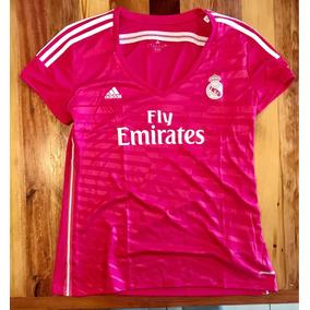 d8e87b0eee6f4 Camiseta Real Madrid De Mujer - Camisetas de Clubes Extranjeros ...