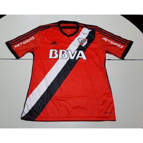 bbaafe8aba14c Camiseta River Negra Banda Roja - Camisetas en Mercado Libre Argentina