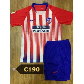 1d44c76f5c28f Camiseta Atletico Madrid 2017 2018 - Camisetas en Mercado Libre ...