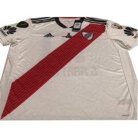 1af56a711960f Camiseta adidas Titular River Plate De Niños 18 19 por adidas Performance.  1 vendido · Camiseta De River Campeón Copa Libertadores 2018 Original!