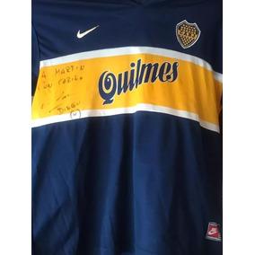 aaa1a3efe45b4 Camiseta Firmada Maradona - Camisetas de Clubes Nacionales Adultos ...