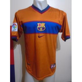 94cb292ca2953 Camiseta Barcelona Rivaldo en Mercado Libre Argentina