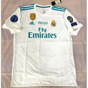 cbb002a3446ac Camiseta Real Madrid Temporada 2017 18 - Camisetas en Mercado Libre ...