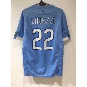 550bb661c1d3d Camiseta Napoli Lavezzi - Camisetas en Mercado Libre Argentina