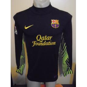 bf02e29d9abcc Camiseta Arquero Barcelona - Camisetas en Mercado Libre Argentina
