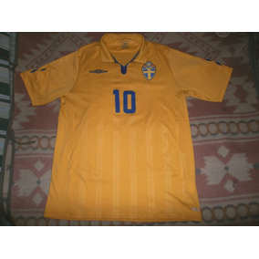 bf933e378a93a Camiseta Zlatan Ibrahimovic - Camisetas de Adultos en Mercado Libre ...