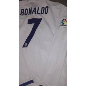 f50af86915c48 Camiseta Del Real Madrid Manga Larga - Camisetas de Clubes ...