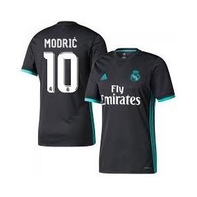 5f78cb3edc4d3 Camiseta Real Madrid Alternativa 2018 - Camisetas de Clubes ...