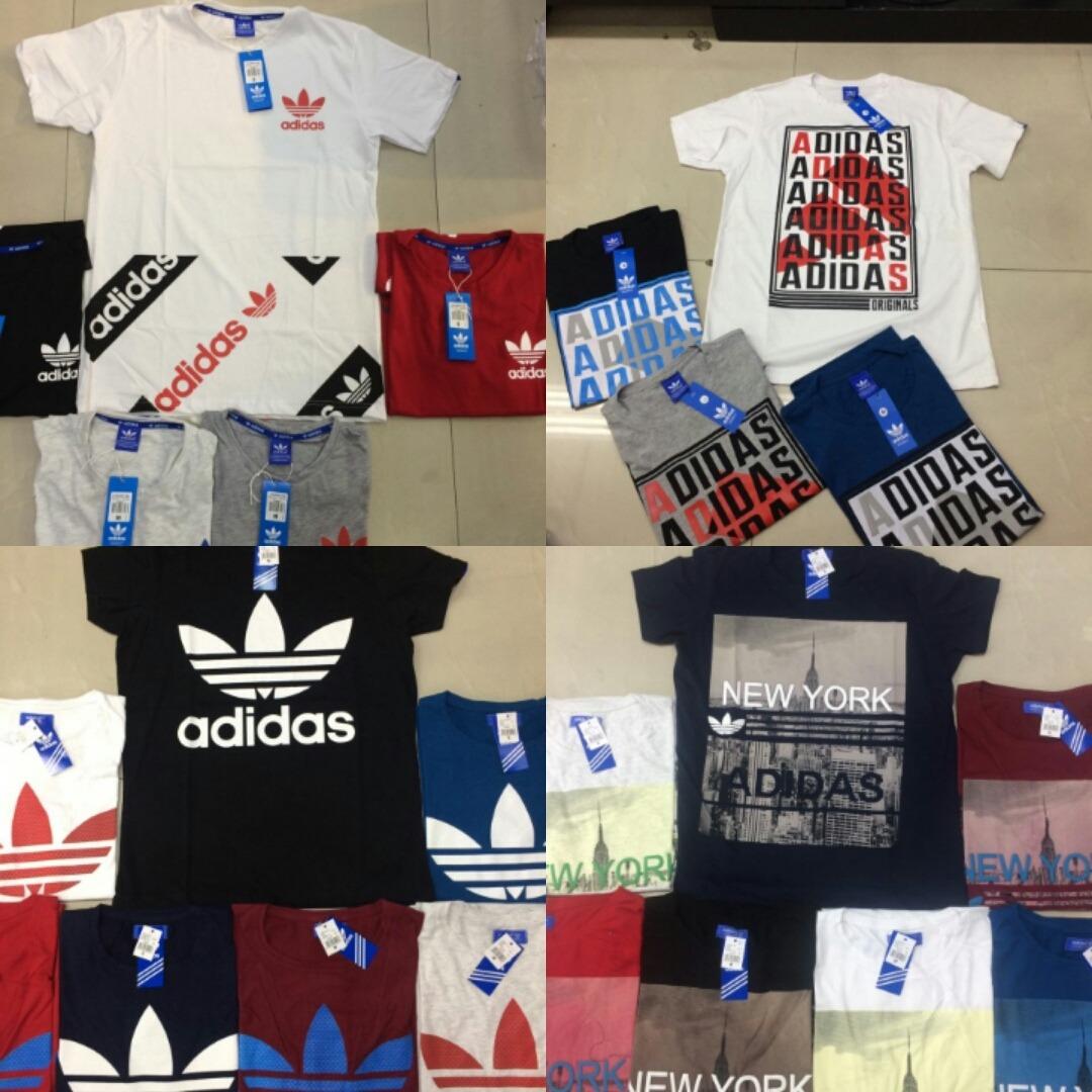 5c396c75b9394 Camisetas adidas
