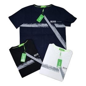 Camisetas adidas Hugo Boss Armani Tela Fria