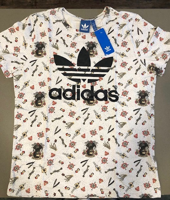 dcc7f165991 Camisetas adidas Originals Estampadas