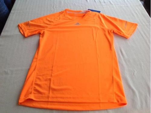 camisetas adidas running talla small 100% originales