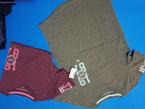 camisetas aeropostal orginal nueva para mujer talla small