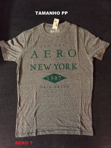 camisetas aeropostale > originais