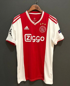 diseño de calidad 3905a 7b088 Camisetas Ajax De Amsterdam Holanda 2019 Tadic Neres De Jong